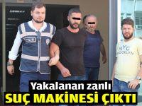 Çayırova'da vurdu, Sakarya'da yakalandı!
