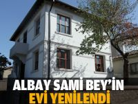 Tavşancıl Albay Sami Bey evi yenilendi!