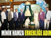 Cengiz Gürkan'ın mutlu günü