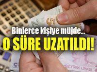 SGK borçlularına müjde!