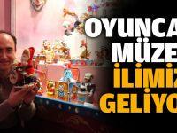 Oyuncak Müzesi Kocaeli'ye geliyor!
