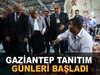 Gaziantep tanıtım günleri başladı