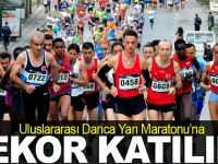 Maratona rekor katılım!