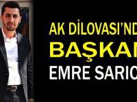 AK Parti Dilovası Gençlik'te aday belli oldu