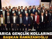 AK Darıca'da başkan Cengiz Ramazanoğlu