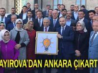 AK Çayırova'dan Ankara ziyaretleri