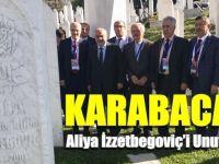 Karabacak Aliya İzzetbegoviç'i Unutmadı