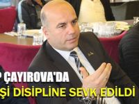 MHP Çayırova'da 6 İsim Disipline Sevk Edildi