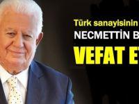 Necmettin Bitlis vefat etti