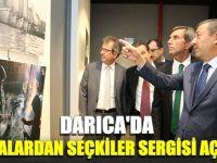 Ustalardan Seçikler Sergisi Darıca'da Açıldı