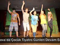 Çayırova'da Çocuk Tiyatro Günleri Devam Ediyor