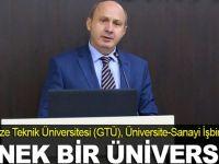 GTÜ, örnek bir üniversite