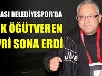 Dilovası Belediyespor'da istifa