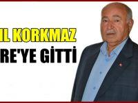 Hacı Fazıl Korkmaz Umre'ye gitti