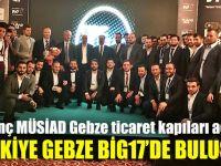 Türkiye Gebze BİG17'de buluştu