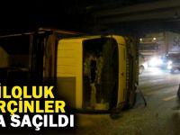 Gebze'de feci kaza: 1 Yaralı