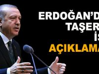 Erdoğan'dan taşerona müjde!