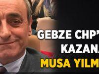 Gebze CHP'de Musa Yılmaz dönemi