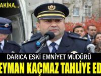 Süleyman Kaçmaz serbest bırakıldı
