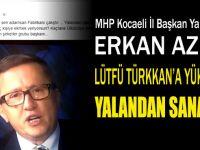 Azeri, sosyal medyadan Türkkan'a yüklendi!