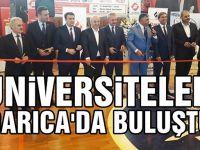 Üniversiteler Darıca'da buluştu