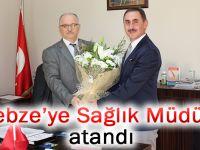 Gebze'ye Dr. Şakir Saldırıcı Atandı