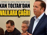 Başkan Toltar, Ordululara konuk oldu
