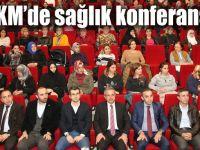 GKM'de sağlık konferansı