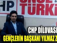 CHP Dilovası'nda Gençlik Kollarına Yılmaz Zorba geldi