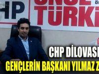 CHP Dilovası'nda Gençlik Kollarına Yılmaz Zorba geldi