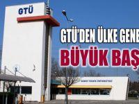 GTÜ'den ülke çapında önemli başarı