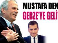 Mustafa Denizli Gebze'ye geliyor