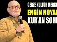 GKM'de Engin Noyan ile Kur'an sohbeti