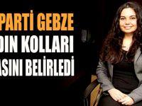AK Kadın Gebze'de İcra Kurulunu belirledi