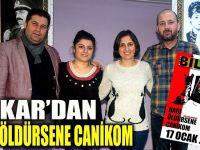 BİLKAR, Hadi Öldürsene Canikom'u sahneleyecek