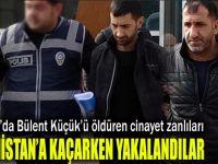 Yunanistan'a kaçamadan yakalandılar!