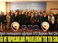 GTO'dan önemli projeler!