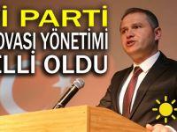 İYİ Parti Dilovası yönetimi belli oldu