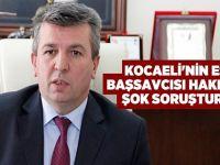 Kocaeli'nin eski başsavcısı hakkında soruşturma!