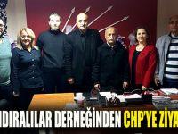 Kandıralılardan CHP Gebze'ye ziyaret
