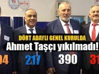 Servisçiler Ahmet Taşçı ile devam dedi