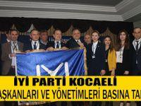 İşte İYİ Parti'nin ilçe başkanları ve yönetimleri