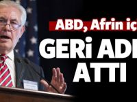 ABD 'Afrin' için geri adım attı!