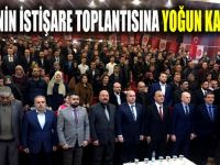 MHP Çayırova istişarede buluştu