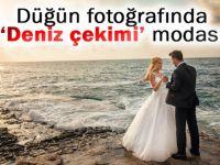 """Kocaeli'de """"Deniz çekimi"""" Modası"""