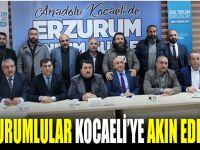 Erzurum Kocaeli'ye geliyor