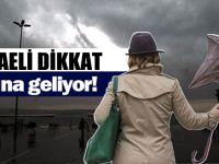 Dikkat! Fırtına geliyor...
