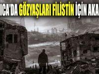 Darıca'da gözyaşı Filistin için akacak!