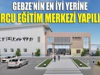 Gebze sporcu eğitim merkezinin çalışmaları başladı