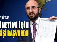 AK Parti il yönetimine 140 başvuru!